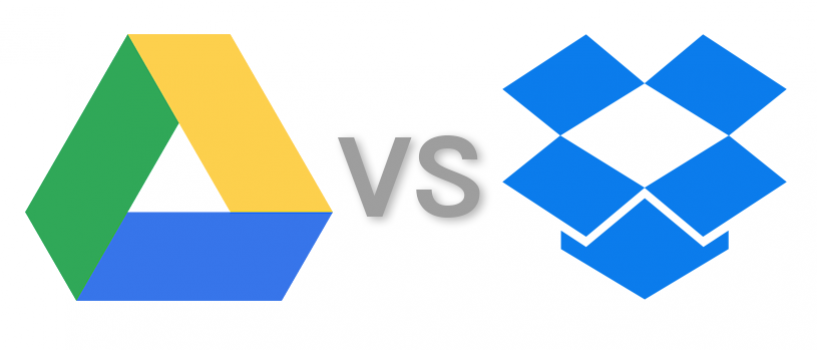 Google Drive vs Dropbox : quelles différences ?